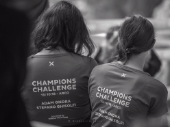 Arco Champions Challenge with Adam Ondra and Stefano Ghisolfi