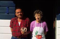 Nino and Agnese del Bon