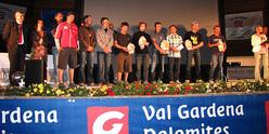 Karl Unterkircher Award 2010.