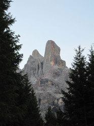 Cima della Madonna. Pale di San Martino