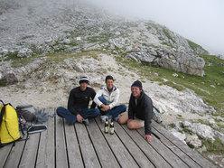 Riccardo, Anna e Paul