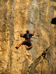 Arrampicare in Romania