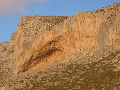 Climbing at Kalymnos... a sea of rock