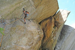 Arrampicata Trad in Valle dell'Orco