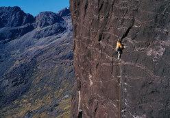 Skye Wall, Skye Wall, Loch Coruisk, Scozia