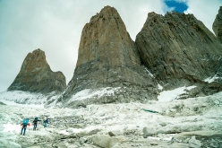 Notes from the Wall: Sean Villanueva O'Driscoll, Nicolas Favresse e Siebe Vanhee, Torri del Paine