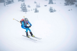 The third stage of the Ski Mountaineering World Cup 2019 at Le Dévoluy: Individual