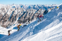 Transcavallo 2019: day 3 of the classic ski mountaineering competition