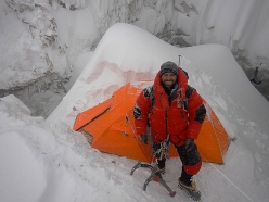 Nanga Parbat in winter: Daniele Nardi on the Mummery Rib