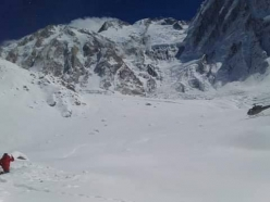 The search operations for Daniele Nardi and Tom Ballard on Nanga Parbat