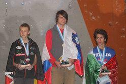 Stefano Ghisolfi bronzo ai campionati giovanili Lead di Edimburgo
