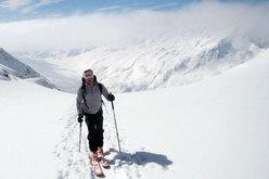 Francesco Oreggioni versione sky alpinismo