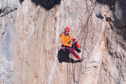 Francesco Mich on pitch 11 of AlexAnna