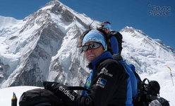 Edurne Pasaban on Kanchenjunga