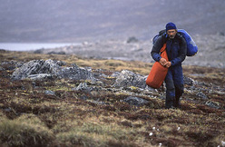 Kurt Albert, Baffin Island