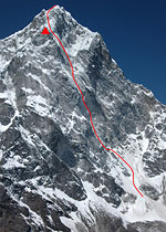 Ueli Steck - absolute void