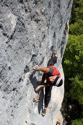 Manolo su Stramonio - Val Noana (Primiero, Dolomiti)