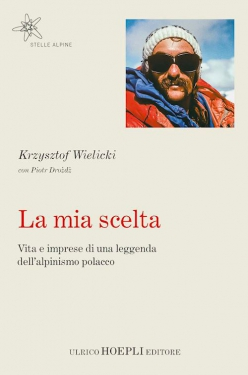 Krzysztof Wielicki: the cover of his boot