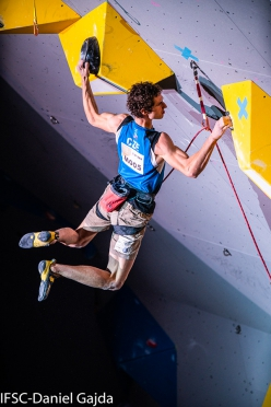 Adam Ondra, Lead World Championship 2019 at Hachioji in Japan