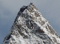 Manamcho (6264m), Tibet