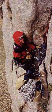 Silvia Vidal in azione.