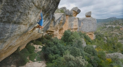 Jakob Schubert claims third ascent of Perfecto Mundo at Margalef