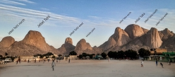 Climbing around Kassala in Sudan: Jebel Totil and Jebel Taka