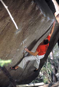 Christian Core - Dream Time 8c (Cresciano, CH)