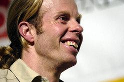 Robert Jasper al Piolet d'or 2005
