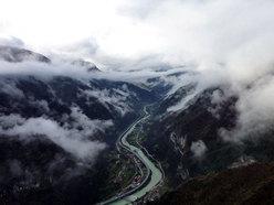 Valsugana valley