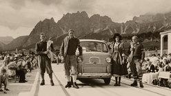 Rosso 70 - Storie e memorie di 70 anni di alpinismo degli Scoiattoli di Cortina