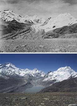 Sulle tracce dei ghiacciai di Fabiano Ventura live dal Museo Nazionale della Montagna