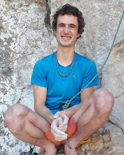 Adam Ondra onsights Il Maratoneta, Manolo's historic 8b+ at Paklenica in Croatia