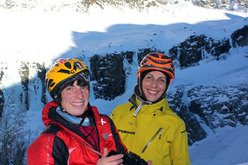 Anna Torretta e Cecilia Buil