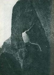 L'ARTE DEL BÜCIUN arrampicata sui sassi della Val Masimo, di Chicco Fanchi e Pierangelo Marchetti, 1984