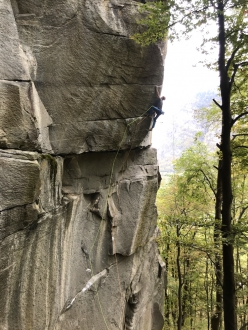 Tribe at Cadarese: the James Pearson second ascent interview
