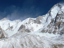 Gasherbrum I and Gasherbrum II