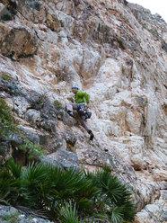 La farfalla di Ilaria - Pizzo Castelluzzo, San Vito Lo Capo, Trapani, Sicily