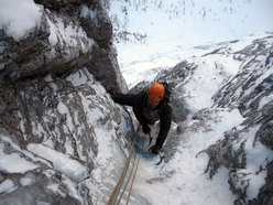 Cristian Dallapozza on Vernel Gully
