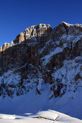 The NW Face of Civetta seen from Rifugio Tissi