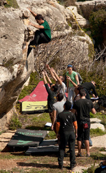1st Malta Bouldering Competition