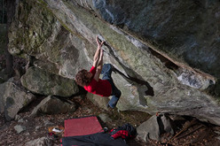 Adam Ondra on Gioia at Varazze