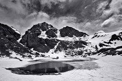 Lago Laus e Punta Cristalliera-Val Chisone (TO)