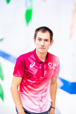 Adam Pustelnik, IFSC Chief Route-setter Lead, talks Tokyo 2020 Olympic Games
