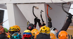 Ice Climbing World Cup 2011 Kirov