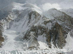 Il Broad Peak (8047m), Karakorum