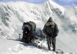 Al McKinley, Alaska, nel 1961