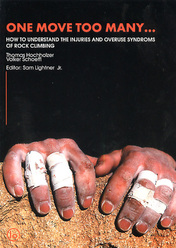 One Move Too Many... How to Understand the Injuries and Overuse Syndroms of Rock Climbing by Thomas Hochholzer and Volker Schöffel