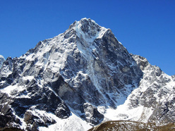 The North Face of Cholatse (6440m)