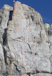 Scudo di Punta Rocca